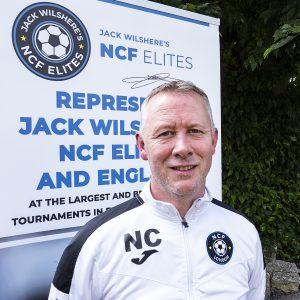NCF Elites Director Nick Cook